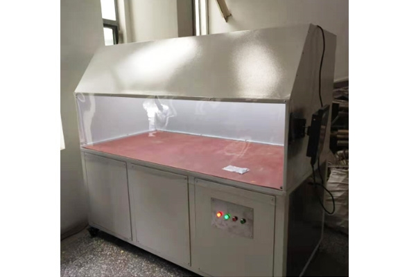 1200P玻璃碎片状态检测装置