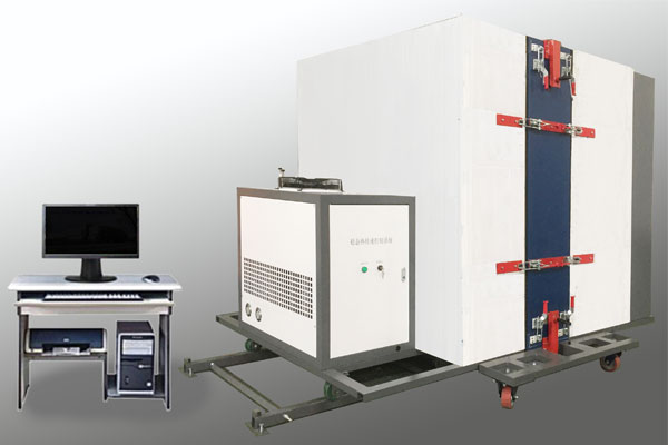 WT1212稳态热传递性质检测系统