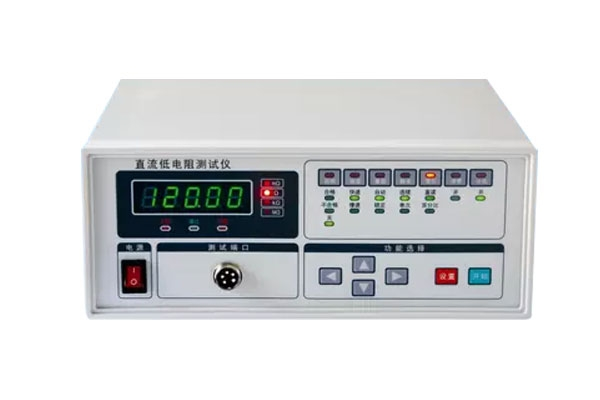 甘肃JD-2511直流低电阻测试仪