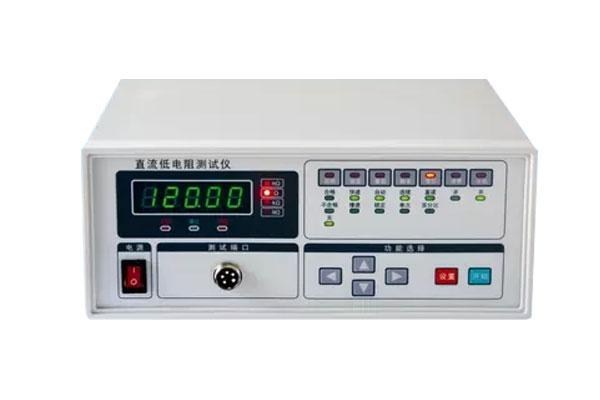 JD-2511直流低电阻测试仪