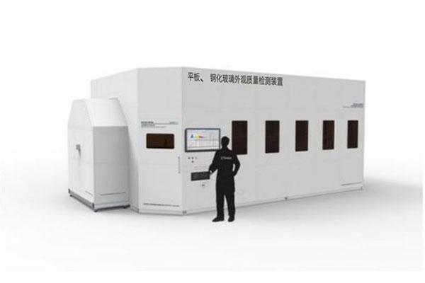 3000Z平板、钢化玻璃外观质量检测装置